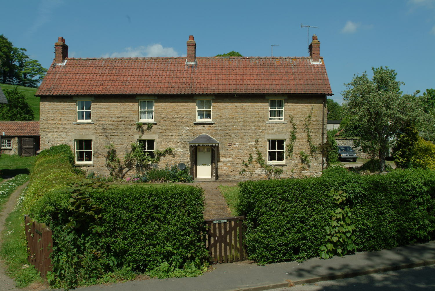 Rose Cottage 2