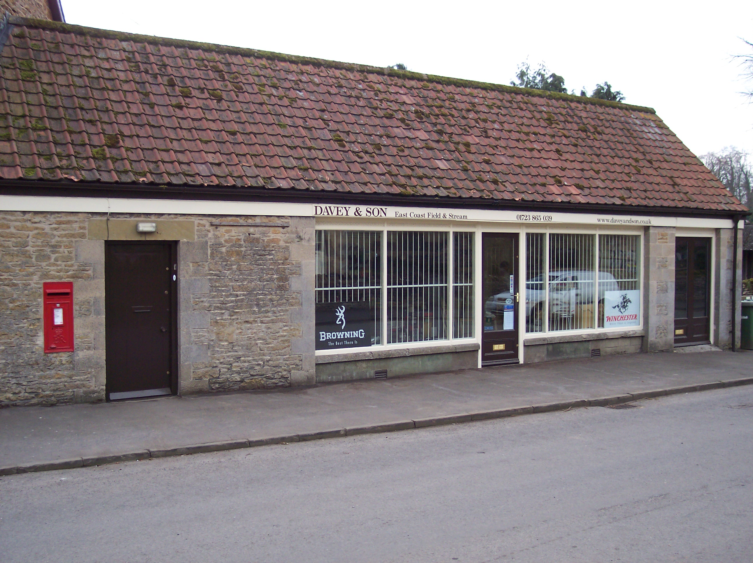 The Old Village Shop